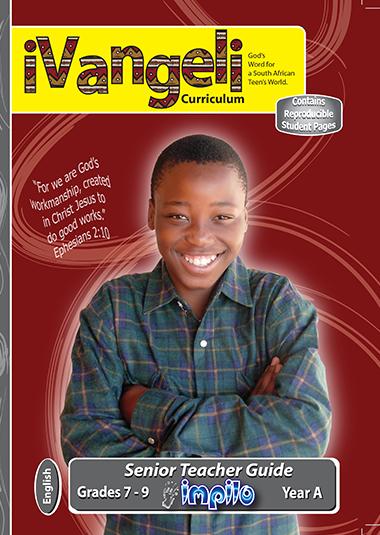 Senior Teacher Guide Grades 7 9 Year A Book Digital Copy